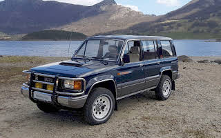 Isuzu Trooper Rent Rogaland