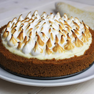 Lemon Meringue Cheesecake.