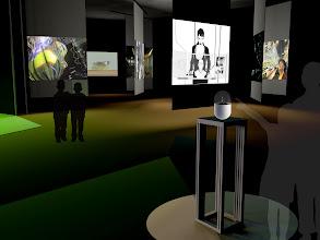 Photo: ARTFUTURA XXI - 03 - ESPACIO MORPHO TOWER - Visualización 3D - Pocaa