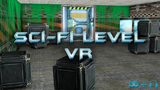 Sci-Fi VR - Cardboard
