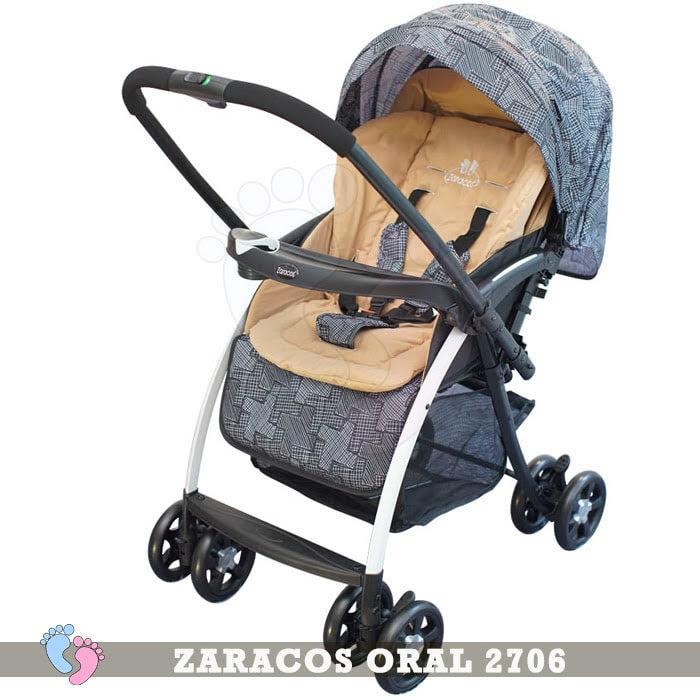 Xe đẩy trẻ em 2 chiều Zaracos Maxell 2606 7