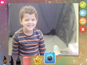 Hopster Kids App new Create tool BEFORE