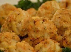 Cajun Crab Balls