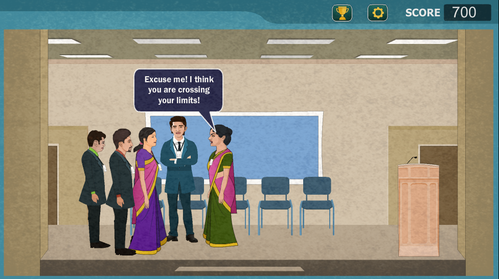 Prevention of Sexual Harassment- screenshot