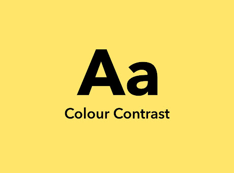 Colour Contrast Checker