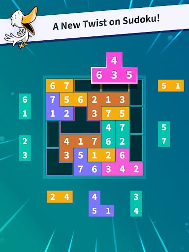 Flow Fit: Sudoku