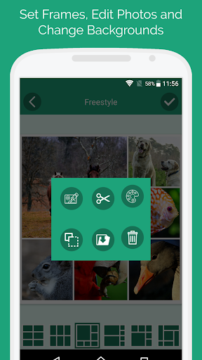 Photo Collage Maker - Pic Collage & Photo Editor 1.4 screenshots 3