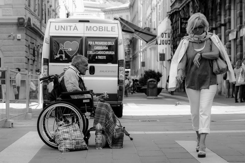Donare indifferenza di http://www.andreabastia-photo.com/