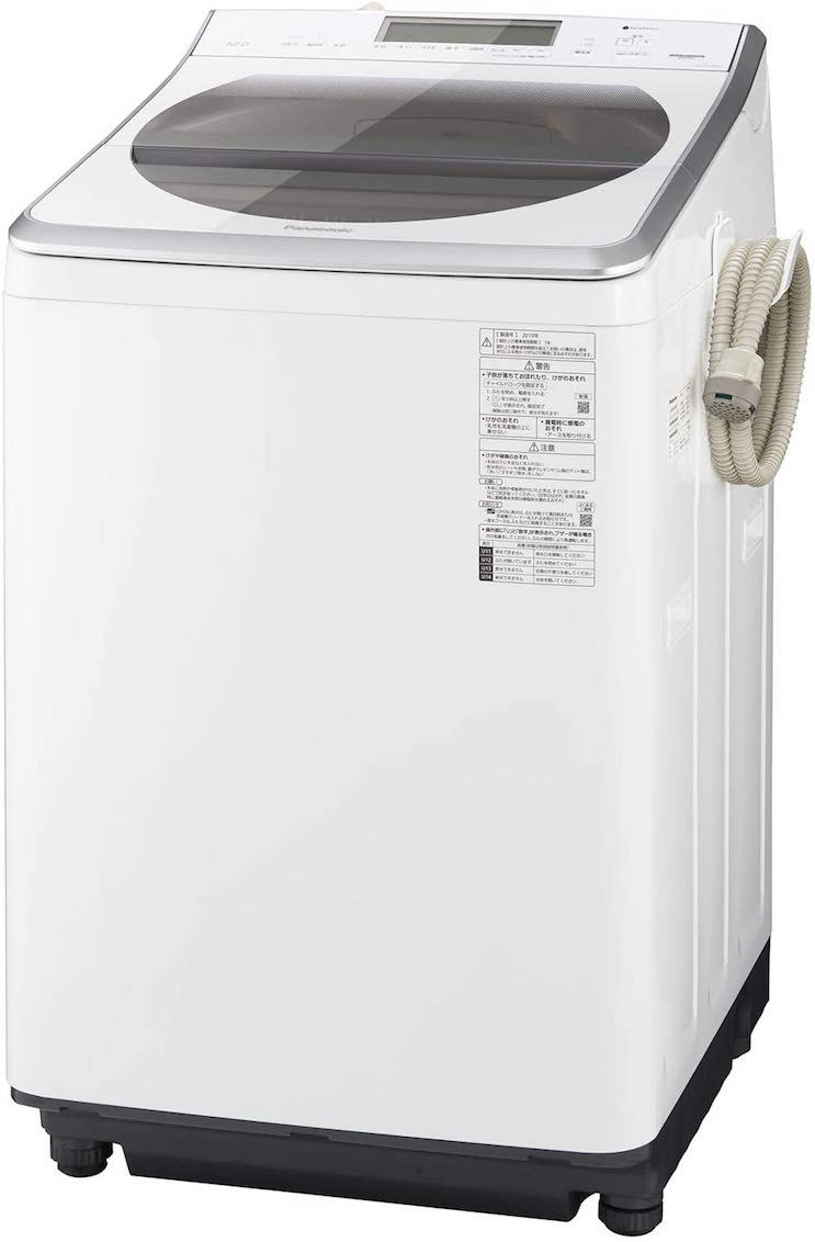 全自動洗濯機 NA-FA120