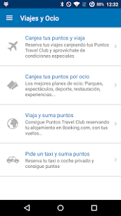 Travel Club App- screenshot thumbnail