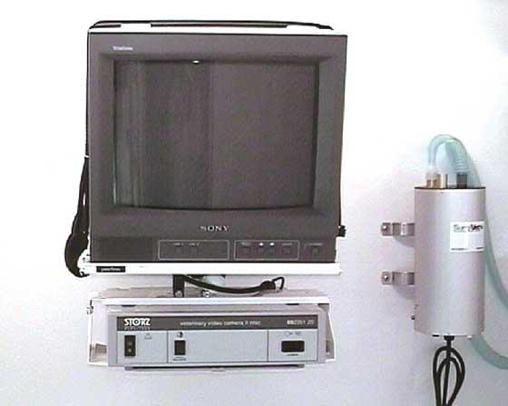 Storz endoscopy video monitoring equipment