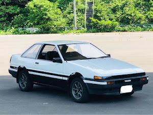スプリンタートレノ AE86 GT APEX 昭和58年式のカスタム事例画像 テッチマルさんの2019年06月15日14:17の投稿