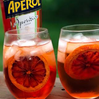 Rosé Aperol Spritz Recipe