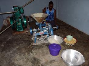 Photo: qui couvre les frais mensuels de la consommation importante d'eau courante très onéreuse, mais indispensable ( un puits n'est pas envisageable pour des locataires )