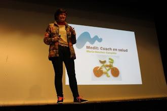 Photo: Maria Sánchez-Campillo coach de Nutrición