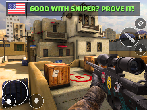 Counter Attack - Multiplayer FPS 1.2.39 screenshots 14
