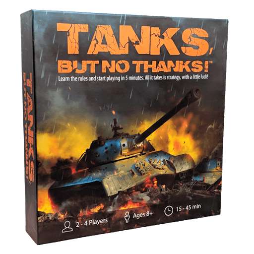 Tanks, but no Thanks.