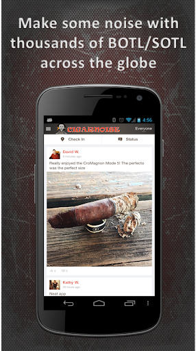 Cigar Noise