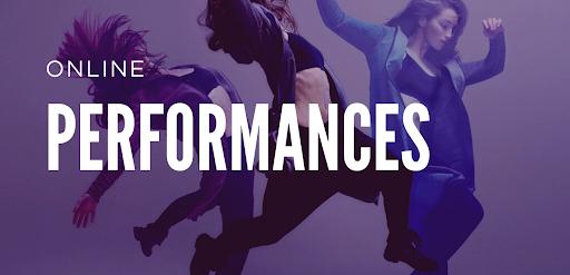 Performances artistiques en ligne