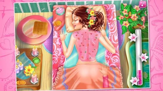 Spa Salon Screenshot