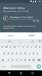 Hangouts APK screenshot thumbnail 6