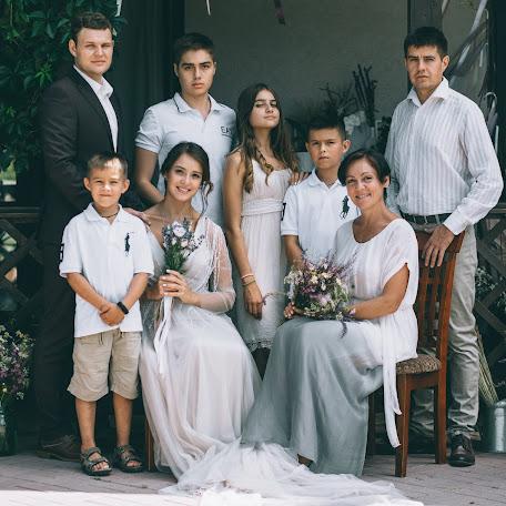 Wedding photographer Tasha Yakovleva (gaichonush). Photo of 31.10.2017