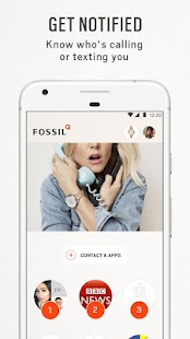 Fossil Q- screenshot thumbnail