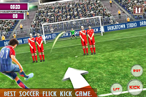 Télécharger Football Strike World Free Flick League Games APK MOD 1
