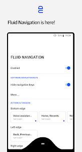 Fluid Navigation Gestures 1.3.1 (AdFree)