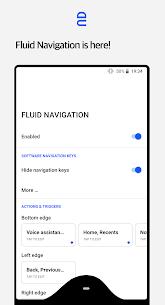 Fluid Navigation Gestures Pro v1.2.1 Cracked APK 1