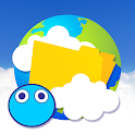 BIGLOBE Cloudstorage icon