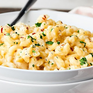 5-Ingredient Wisconsin Mac and Cheese.