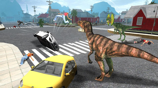 Primal Dinosaur Simulator - Dino Carnage screenshots 7