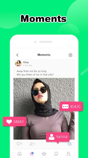 Tick-Random Video Chat screenshot 5