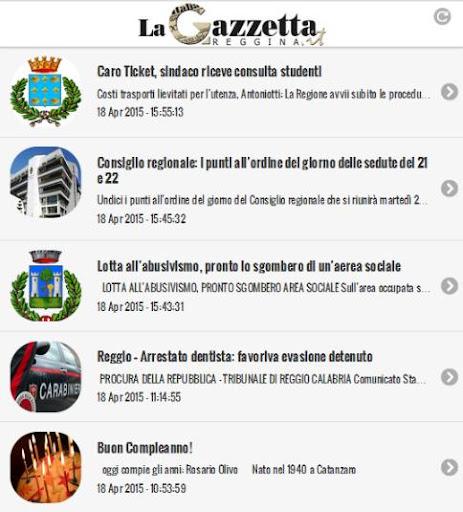 La Gazzetta Reggina