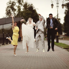 Wedding photographer Natalya Lebedinskaya (fotonatasha). Photo of 17.10.2013