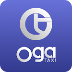 Oga - taxi & ride-pooling Icon