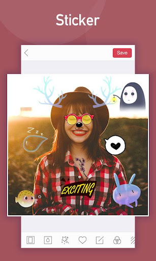 Square Art Photo Editor-Beauty cam Collage Maker for PC
