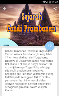 Candi Prambanan Roro Jonggrang - náhled