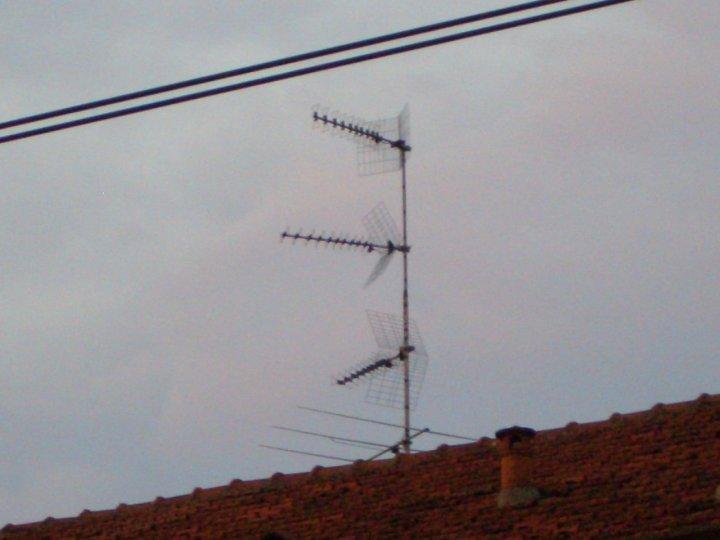 antenna a 3 di lola