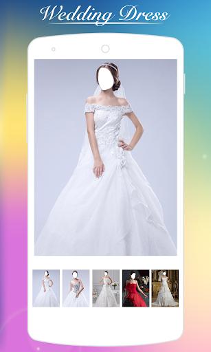 Wedding Dress Photo Montage 1.0 5