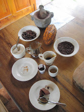 Photo: The tasting table...my favorite