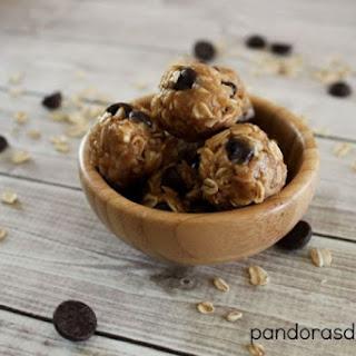 Peanut Butter No-Bake Snack Balls Recipe