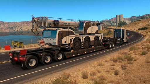 Euro Truck Boat Cargo Driving Simulator 2020 1.0.8 screenshots 3