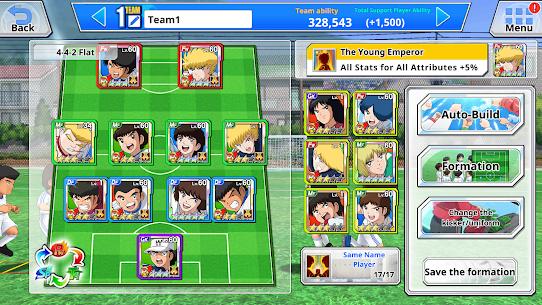 Captain Tsubasa ZERO -Miracle Shot- Apk  Download For Android 2