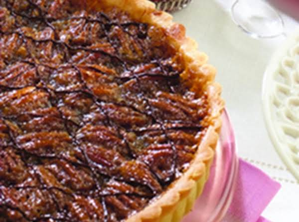 Kahlua (chocolate) Pecan Pie Recipe