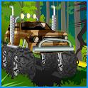 Monster Truck Jungle Rush icon
