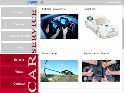 CarService- screenshot thumbnail