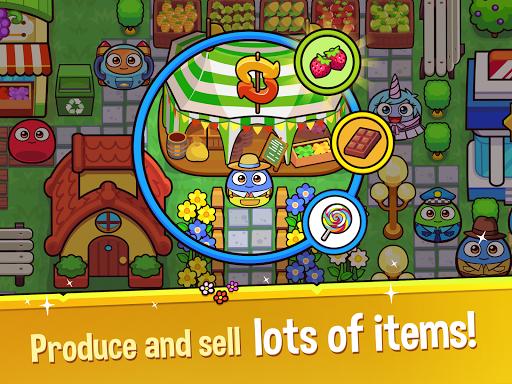 My Boo Town - Cute Monster City Builder 2.0 screenshots 11