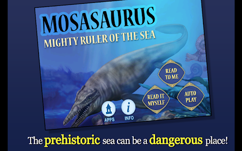 Mosasaurus: Ruler of the Sea - náhled